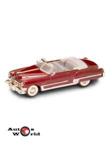 Cadillac Coupe de Ville visiniu 1949, 1:43 Lucky Diecast