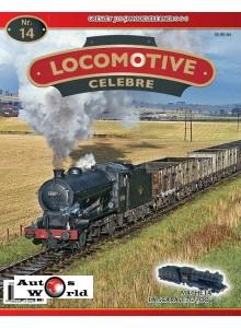 Locomotive Celebre Nr.14 - Gresley J39 0-6-0, 1:76 Amercom