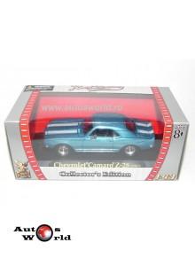 Chevrolet Camaro Z-28 albastru, 1:43 Yatming