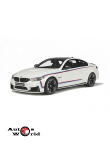 Macheta auto BMW M4 Pack Performance, 1:18 GT Spirit