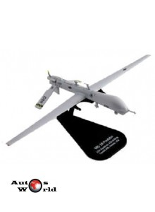 Macheta Avion Drone General Atomics MQ-1B Predator US, 1:100 Italieri