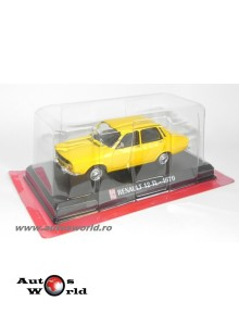 Renault 12 TL - Collection Autoplus, 1:43 IXO