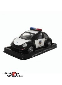 Masini de Politie nr1 - Macheta auto Volkswagen Beetle USA, 1:43 Amercom
