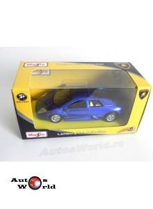 Lamborghini Murcielago - albastru metalizat, 1:43 Maisto