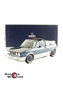 Macheta auto VOLKSWAGEN Golf 1 Cabrio Bel Air (1992) 1:18 Norev