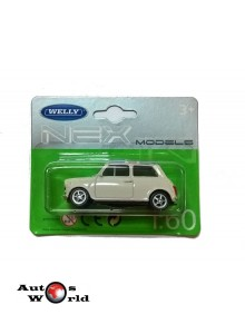 Macheta auto Mini Cooper, 1:60 Welly