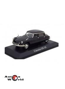 Macheta auto Citroen DS 19 *Charles de Gaulle* 1962, 1:43 Norev