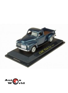 GMC Pick Up 1950 albastru, 1:43 Yatming