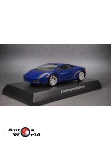 Lamborghini Gallardo albastru, 1:64 Kyosho