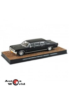 Lincoln Continental Limuzina James Bond, 1:43 Eaglemoss