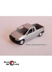 Dacia Logan Pick-up - gri, 3 inch, 1:56 Eligor