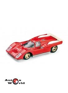 Macheta auto Ferrari 512M Prototipo 1970 , 1:43 Brumm