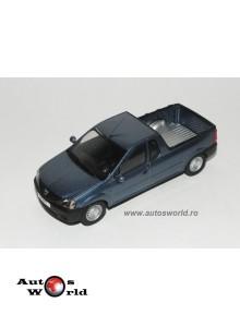 Dacia Logan Pick-Up Bleu Mineral, 1:43 Eligor