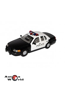 Macheta auto Ford Crown Victoria *Police* 1999, 1:24 Welly