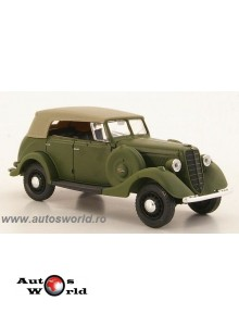 GAZ 61-40 verde mat acoperit, 1:43 Nash Avtoprom