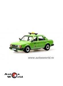 Skoda 120L Taxi verde, 1:72 Abrex