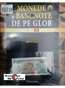 Monede Si Bancnote De Pe Glob Nr.108 - 100 de Dongi, Hachette