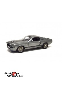 Macheta auto Ford Mustang Shelby GT500 1967 Eleanor, 1:24  Greenlight