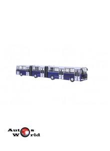 Macheta autobuz Ikarus 293 cu burduf dublu, 1:43 Soviet Autobus