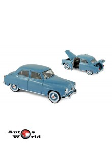 Macheta auto SIMCA Aronde (1954) 1:18 albastru Norev