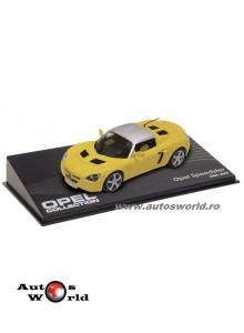 Opel Speedster 2000, 1:43 Ixo