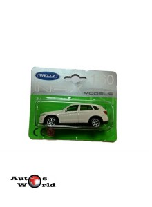Macheta auto BMW X5, 1:60 Welly