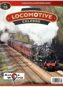 """Locomotive Celebre Nr.19 - BR Standard """"Mogul"""", 1:76 Amercom"""
