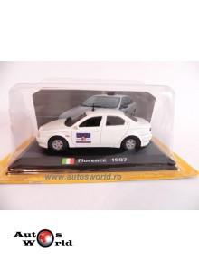 Alfa Romeo 156 Florenta - Taxi, 1:43 Amercom Srb