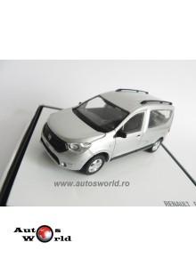 Dacia Dokker - gri, 1:43 KFT