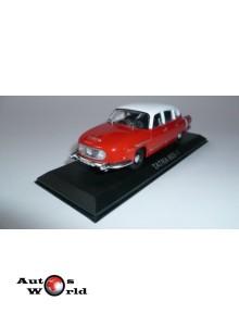 Tatra 603-1 - Masini de Legenda RO, 1:43 Deagostini