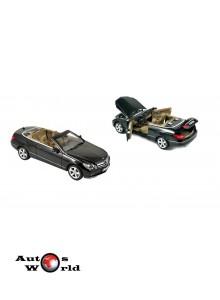 Macheta auto MERCEDES-BENZ E 500 Cabrio (2010) 1:18 negru Norev