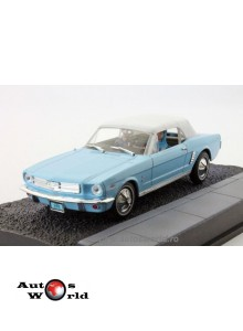 Ford Mustang 1964 Convertible James Bond, 1:43 Eaglemoss