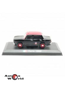 Taxiuri din lumea toata nr.22 - Simca 1000 - Paris - 1962, 1:43 Amercom