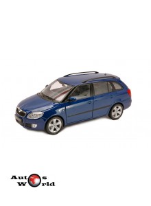 Macheta auto Skoda Fabia II station wagon 2009, 1:24 Welly