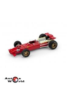 Macheta auto Ferrari 312 F1 1969 Prova Modena , 1:43 Brumm
