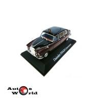 Macheta auto Daimler DS420 Limousine *Queen Mother* 1970, 1:43 Norev ...
