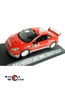 Peugeot 307 WRC  Monte-Carlo Rally,  1:43 Ixo