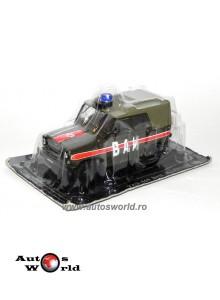 UAZ 469 Politia militara, 1:43 Deagostini RU
