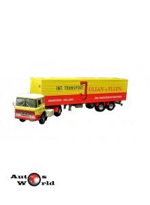 Macheta camion DAF 2600 1962-74, 1:43 Ixo