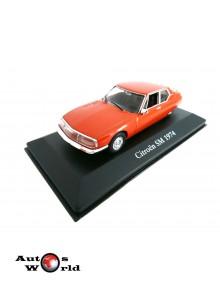 Macheta auto Citroen SM 1974, 1:43 Atlas