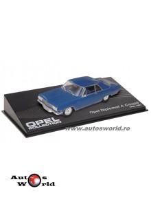 Opel Diplomat A coupe 1965-67, 1:43 Ixo