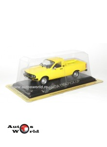 Dacia 1304 Pick-up - Masini de Legenda RO, 1:43 Deagostini