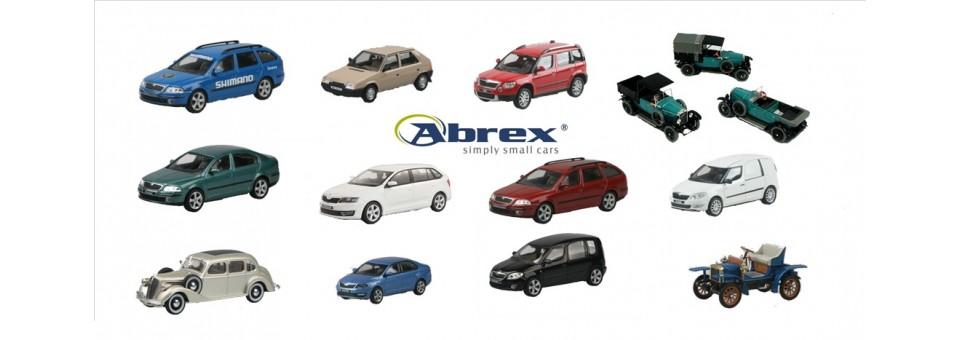 MAcheta auto Skoda Abrex