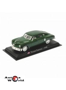 Masini De Legenda Nr.45 - Macheta auto Tucker Torpedo 1948, 1:43 Amercom