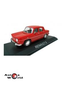 Renault 8 rosu, 1:43 Ixo