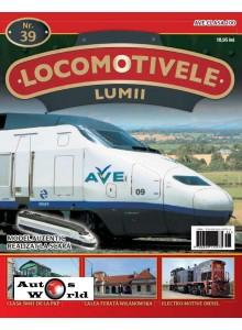 Locomotivele Lumii Nr.39 - Ave Clasa 100, 1:160 Amercom