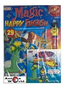 Magic Happy English Nr.29, Amercom