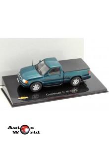 Macheta auto Chevrolet S-10 pick-up 1995, 1:43 Ixo