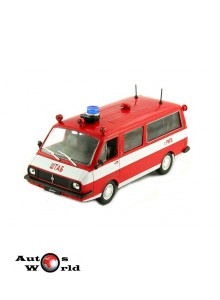 Macheta auto RAF 22034 Fire Engine, 1:43 Deagostini/Ist