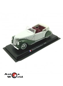 Masini De Legenda Nr.46 - Macheta auto Renault Suprastella 1939, 1:43 Amercom
